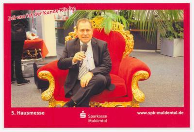 Foto zur Meldung: 5. Hausmesse Sparkasse Grimma