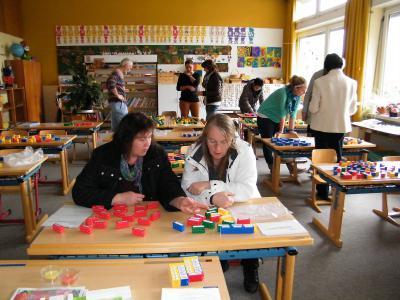 Foto zur Meldung: Die Faszination der Lernbausteine