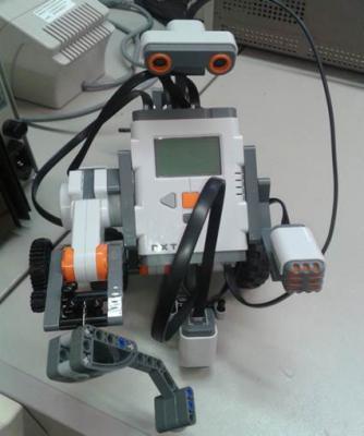 Vorschaubild zur Meldung: Projekt Robotec Europa