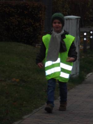 Foto zu Meldung: Fußgängerprüfung geschafft