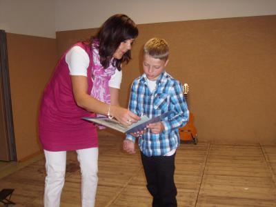 Foto zur Meldung: Grundschulfest 2012