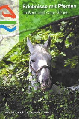 Foto zur Meldung: Wanderreiten im Seenland Oder-Spree: Angebot in Neuhardenberg