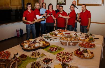 Foto zur Meldung: Rotweinabend für Feinschmecker