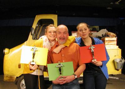 Foto zur Meldung: Oscar-Verleihung im Holzhaustheater Zielitz