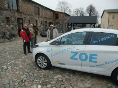 Foto zur Meldung: Arbeitskreis EigenEnergie auf dem Energietag in Heckelberg