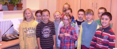 Foto zur Meldung: Sing man tau, vun Hering, Aal un Kabeljau!