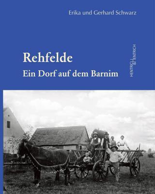 Foto zur Meldung: Rehfelde-Buch liegt vor