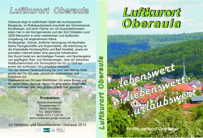Vorschaubild zur Meldung: Luftkurort Oberaula  auch auf DVD