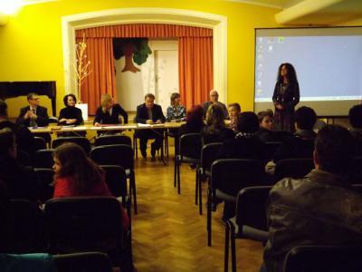 Foto zu Meldung: Elternversammlung der Klassenstufe 6