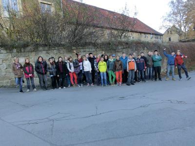 Foto zu Meldung: Jugendwaldheim