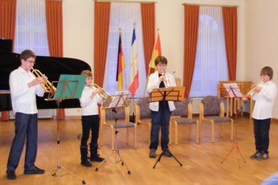 """Foto zu Meldung: Musikschule """"Joh. M. Sperger"""" gestaltet Adventskonzerte und Rahmenprogramme"""
