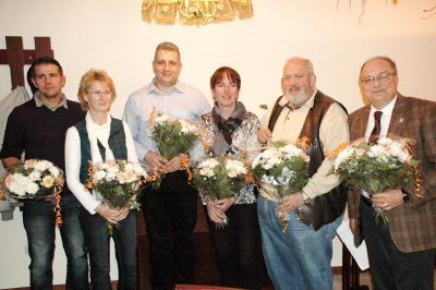Vorstand Tourismusverein Pritzwalk 2013