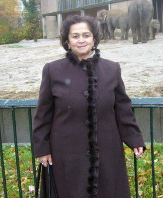 Vorschaubild zur Meldung: Eine Deutschlehrerin aus Usbekistan zu Besuch