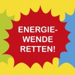 Foto zur Meldung: Energiewende retten - Kanzleramt umzingelt - Rehfelde war dabei!