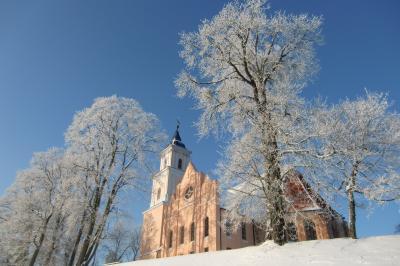 Foto zur Meldung: Adventsblasen auf dem Kirchberg Boitzenburg, 14. Dezember