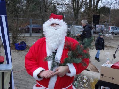 Foto zur Meldung: Weihnachtszeit in Rehfelde