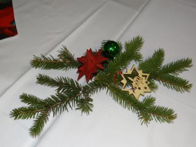 Foto zur Meldung: Zinndorfer Senioren in Weihnachtsstimmung
