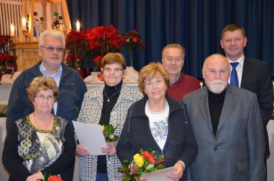Foto zur Meldung: Kreisseniorenrat und ehrenamtlicher Seniorenbeauftragter neu bestellt