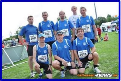 Foto zur Meldung: 20. (Halb)-Marathon in Fulda