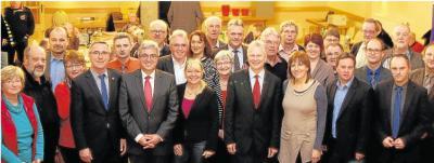 Foto zur Meldung: SPD setzt auf Geschlossenheit im Landkreis