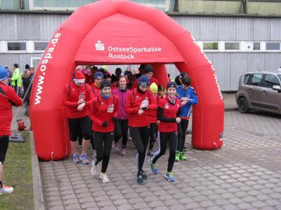 Foto zur Meldung: 6.OSPA Stadtlauf in Laage