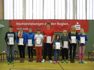 Foto zur Meldung: IGL-Nachwuchscup - Im Mittelpunkt stehen die Kinder