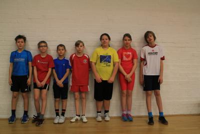 Foto zur Meldung: Weihnachts-Handballturnier