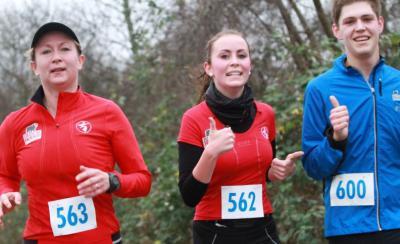 Foto zur Meldung: 35.Silvesterlauf in Rostock