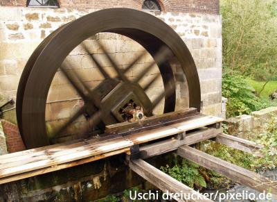 Foto zur Meldung: Wasserkraft gehört dazu