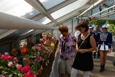 Foto zur Meldung: Erstes Fest rund um die Rose steht bevor