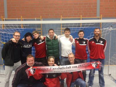Foto zur Meldung: 1. Herren / Plauer FC erreicht Endrunde der Meisterschaft