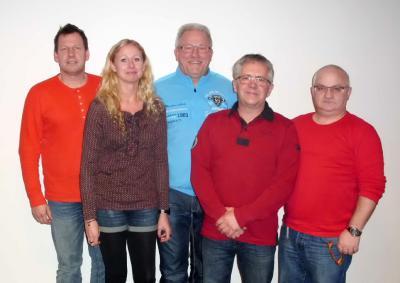 Foto zur Meldung: SC Laage startet mit neuem Vorstand in die Zukunft