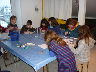 Foto zur Meldung: X-Presso Kindertreffprogramm