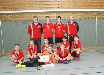 Foto zur Meldung: D-Junioren / Plauer Fußballnachwuchs überzeugt in Krakow