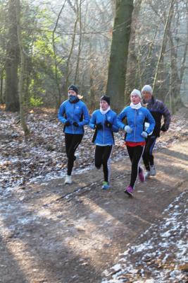 Foto zur Meldung: 10. Rostocker Spendenlauf im Barnstorfer Wald