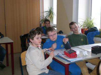 Foto zur Meldung: Grundschule Daubitz besucht die FSR