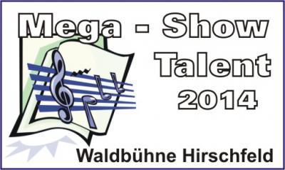 Foto zur Meldung: Anmeldeformular Mega-Show-Talent 2014