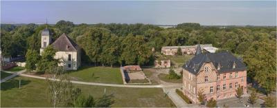 Foto zur Meldung: Aktuelle Projekte: Schlossgut Altlandsberg