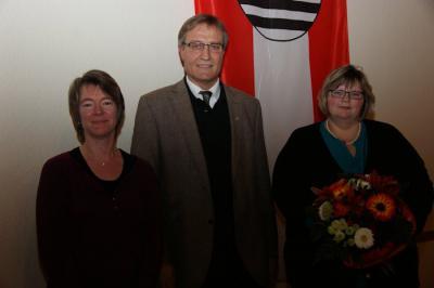 Foto zur Meldung: Daniela Greb zur neuen VdK-Juniorenvertreterin gewählt