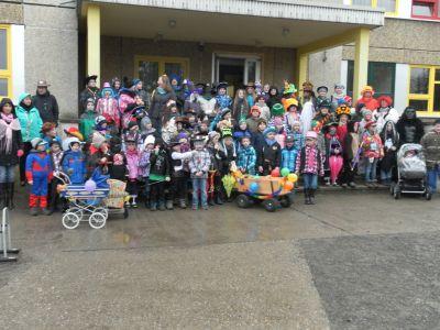 Foto zur Meldung: Ist im 2.Halbjahr was los an unserer Grundschule? Aber ja doch, sehr viel sogar!
