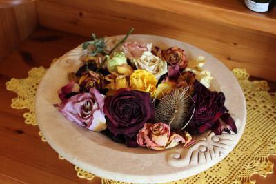 Foto zur Meldung: Freude an Rosenblüten bis in den Winter hinein retten