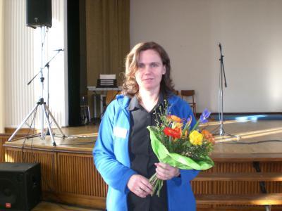 Foto zur Meldung: Neue Schulleiterin der FSR