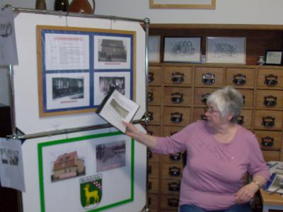 Foto zur Meldung: Viel Geschichte in der Heimatstube