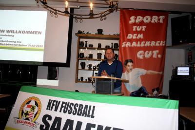 Foto zur Meldung: 2.Börse des KFV Fußball Saalekreis Saison 2013/ 14