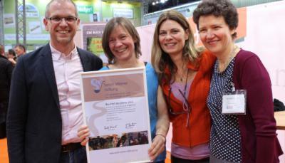 Foto zur Meldung: Nachhaltige Projekte: Hof Apfeltraum – Bio-Hof des Jahres 2013