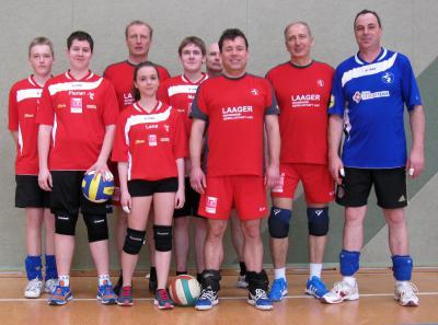 Foto zur Meldung: 2.Pflegeteam-Frühlingscup in Laage