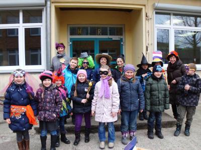 2014 Zempern der Hortkinder