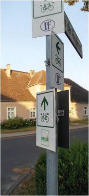 """Foto zur Meldung: Mit dem Radl auf dem """"Holzweg"""""""