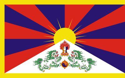 Foto zur Meldung: Nauheim zeigt Flagge für Tibet