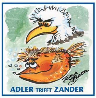Foto zur Meldung: Ausgezeichnetes Produkt Adler trifft Zander: Minister Christoffers verleiht Tourismuspreise des Landes Brandenburg 2014